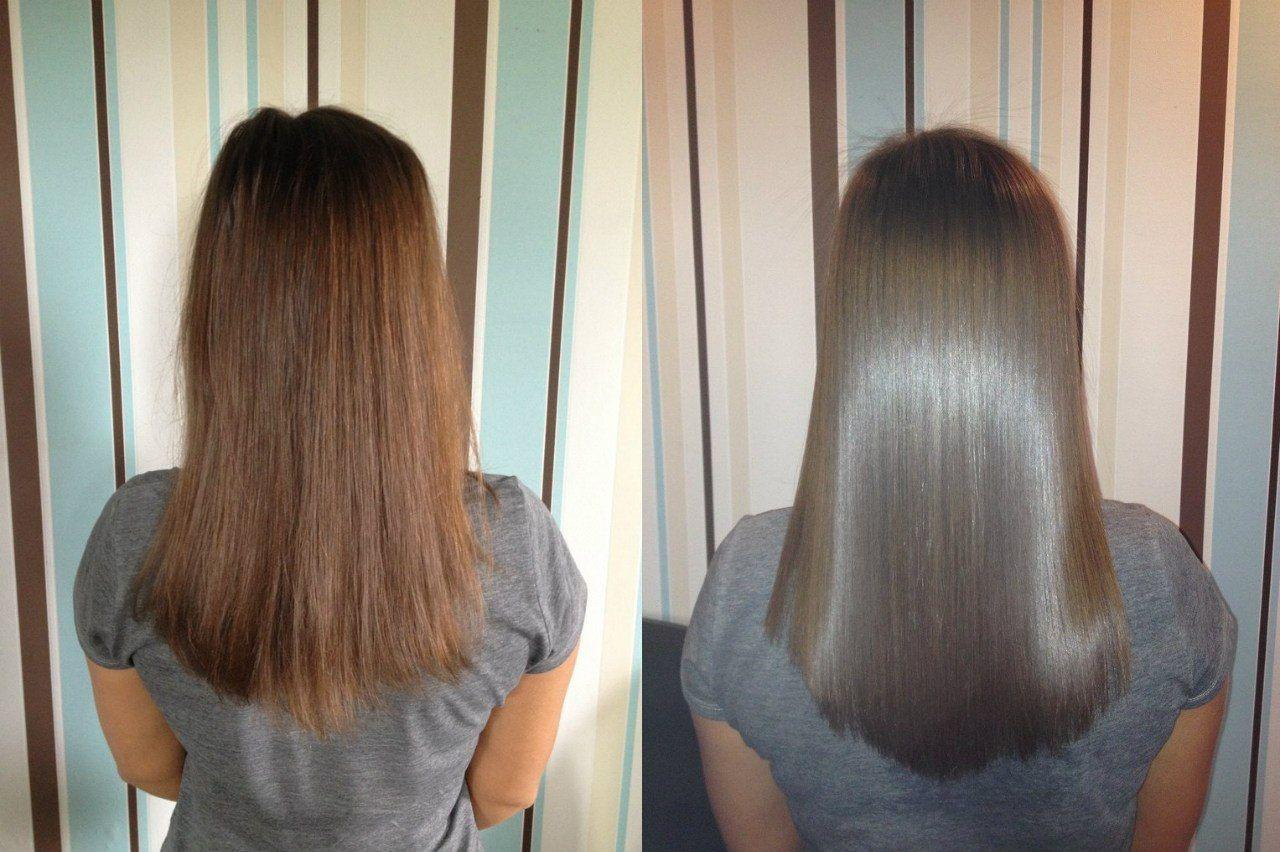 Как использовать ботокс для волос, плюсы и минусы его применения картинки