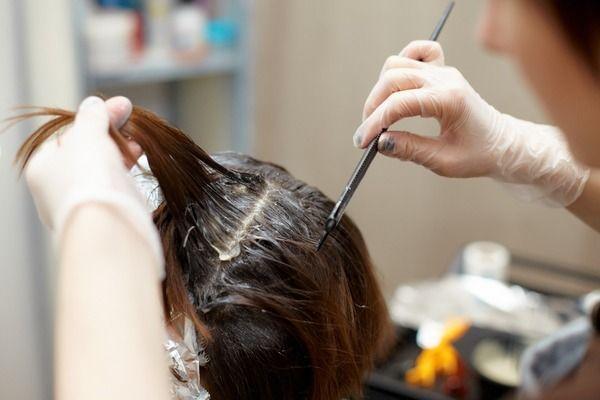 Как покрасить волосы басмой в черный цвет? Хороший метод