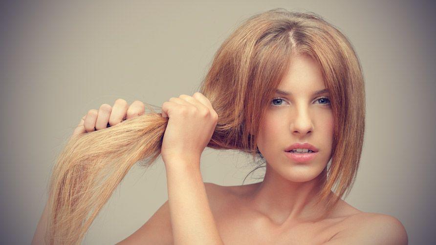 Как сделать сухие волосы здоровыми