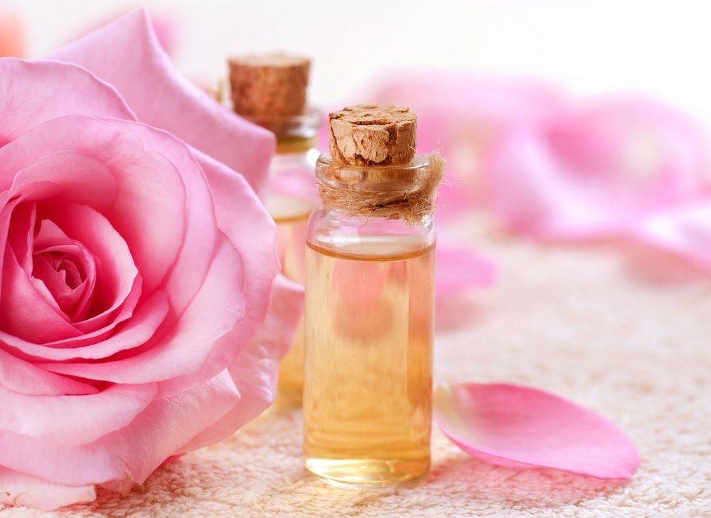 Розовое масло своими руками из сухих лепестков