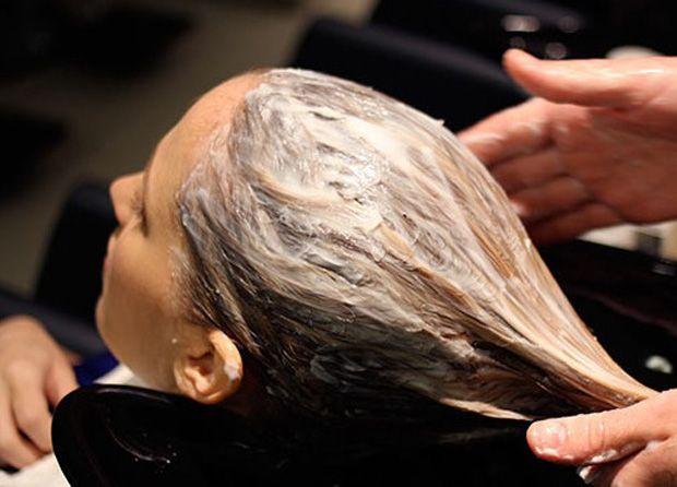 Маска для волос с кефиром и яйцом. Народный и эффективный способ