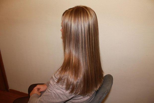 Тонирование волос самостоятельно