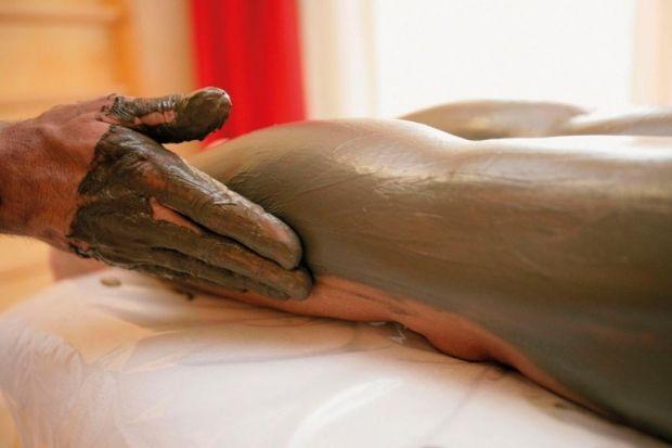 Обертывания с голубой глиной от целлюлита. Один из эффективных метододлв