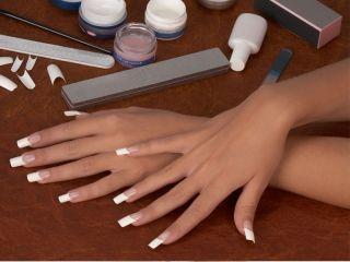 Пошаговая инструкция наращивания ногтей на типсы. Советы от мастеров