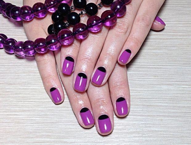 Пошаговая инструкция покрытия ногтей гель-лаком. Читай и учись как правильно красить