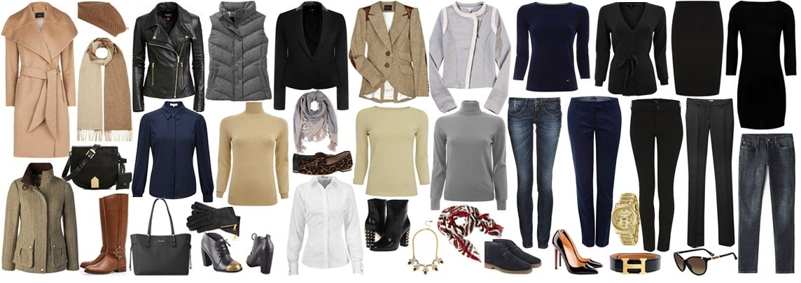 0a20718d7581 Базовый гардероб для девушки 25 лет. Список вещей » EvaGirl.ru ...