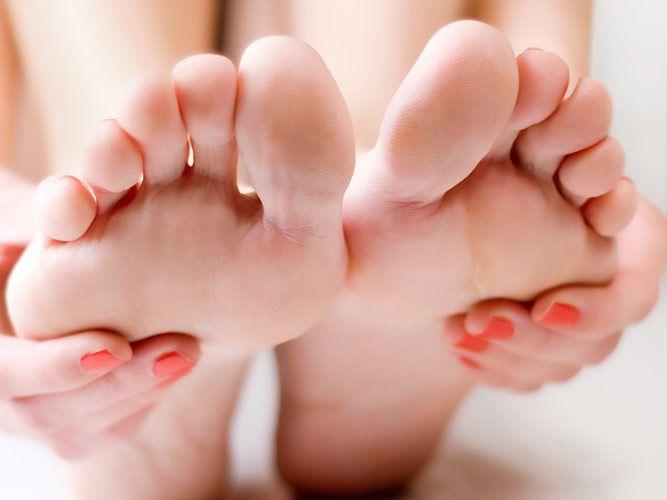Как отбелить пятки в домашних условиях? Самые эффективные способы