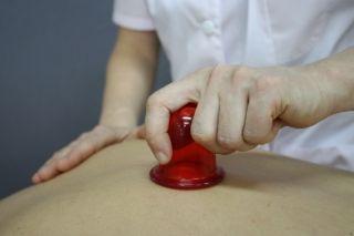 Делаем баночный массаж для похудения живота. Читай, что и как