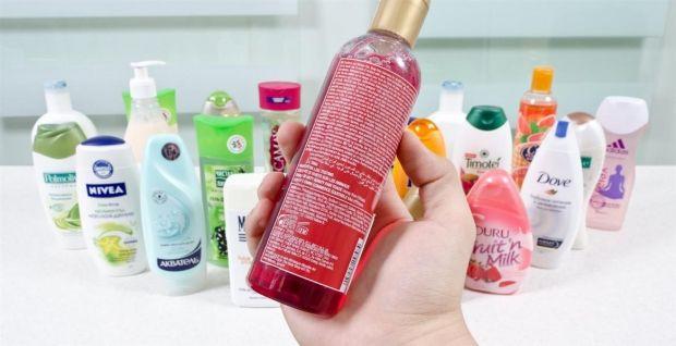 Можно ли мыть голову гелем для душа? Лучше не стоит