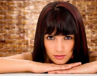 Венецианское мелирование на темные волосы. Учимся это делать