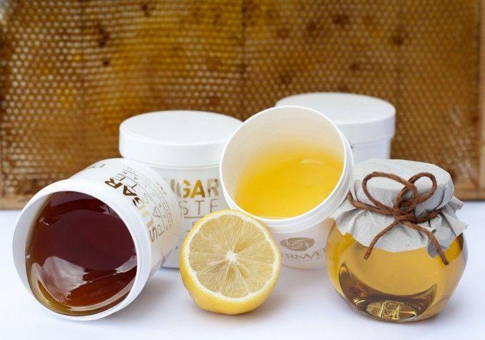 рецепт шугаринга с лимоном в домашних условиях