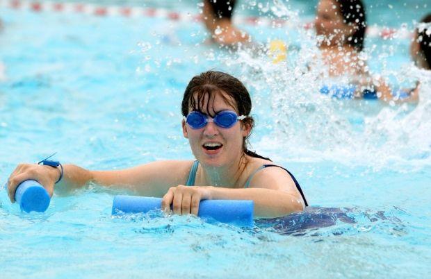 Можно ли похудеть плавая в бассейне? Однозначное да