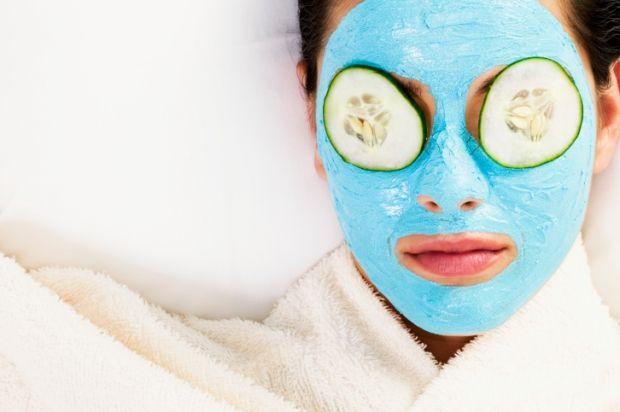Применение голубой глины для лица и ее польза для кожи. Ты должна это попробовать!