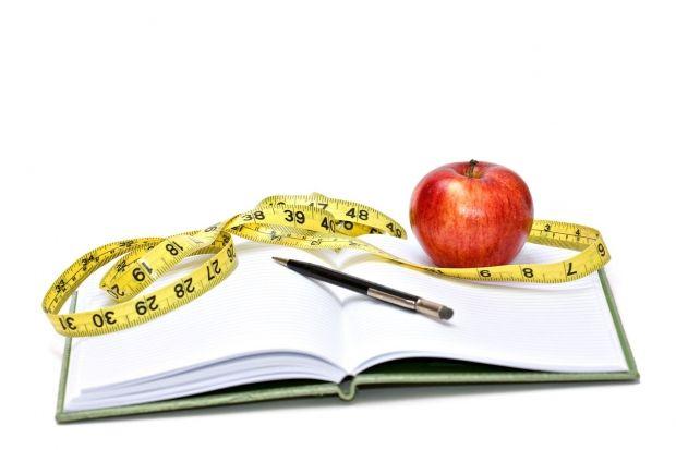 Образец пищевого дневника для похудения. Считаем калории