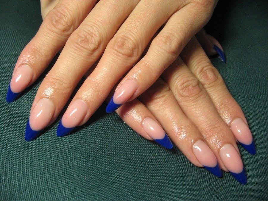 """Как сделать миндалевидную форму ногтей? Идеальный маникюр """" EvaGirl.ru - Женские секреты и советы"""