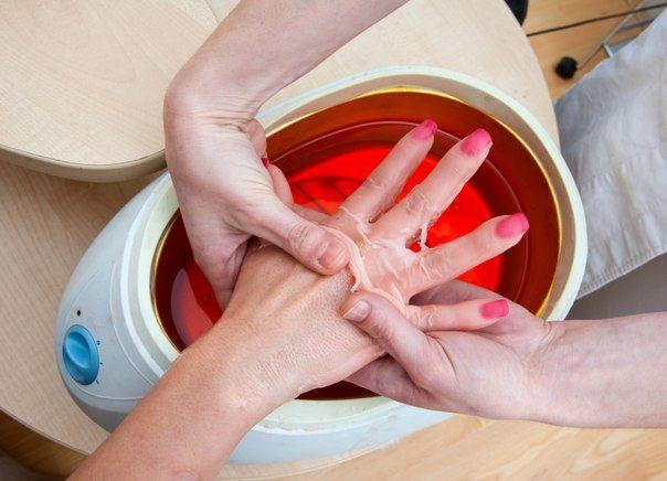 Парафиновые ванночки для рук в домашних условиях. Просто и идеально