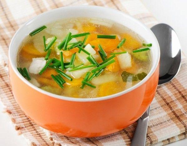 Боннский суп для похудения пошаговый рецепт с