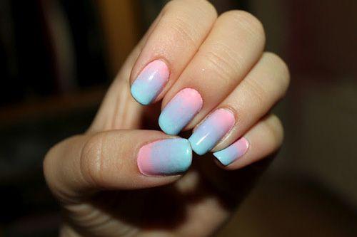 Как сделать лепку на ногтях 727