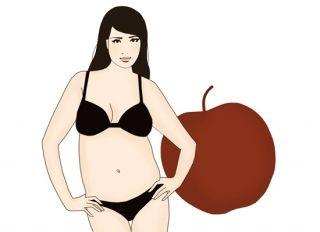 Как одеваться с типом фигуры яблоко? Запоминай комбинации