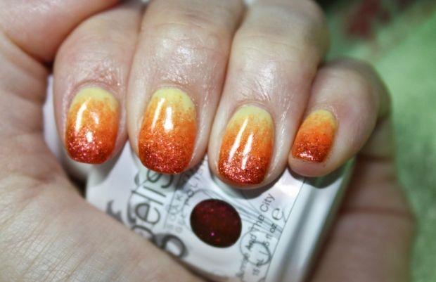 Как сделать омбре на ногтях гель лаком? Просто и со вкусом