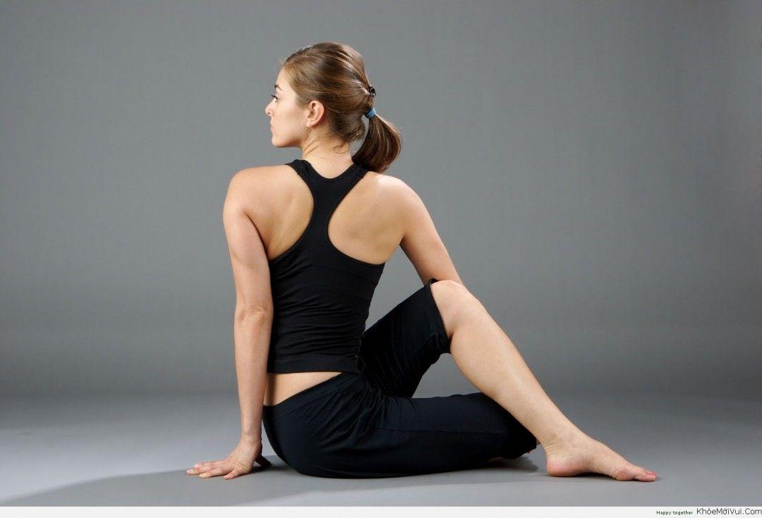 Как похудеть с помощью йоги: упражнения, которые помогут найти.