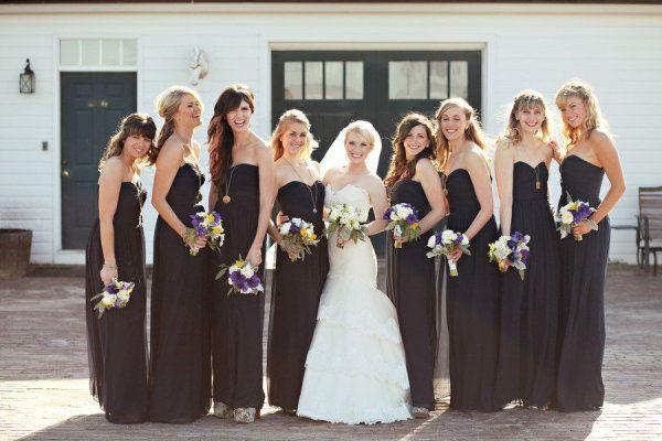Можно ли на свадьбу в черном