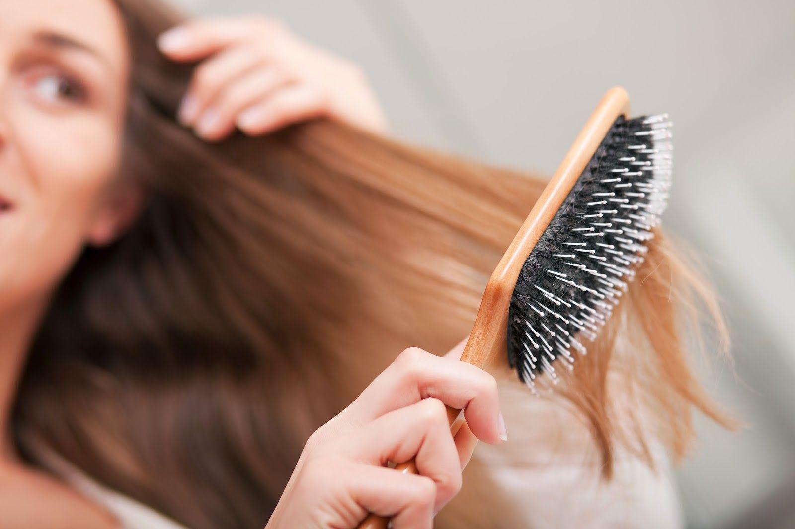 Подготовка волос к прическам