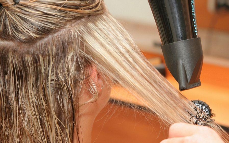блондирование как делать видео