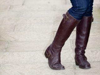 С чем носить жокейские сапоги? Красота ваших ног