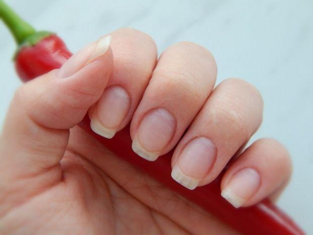 Маска для ногтей с красным перцем. Действенно и эффективно