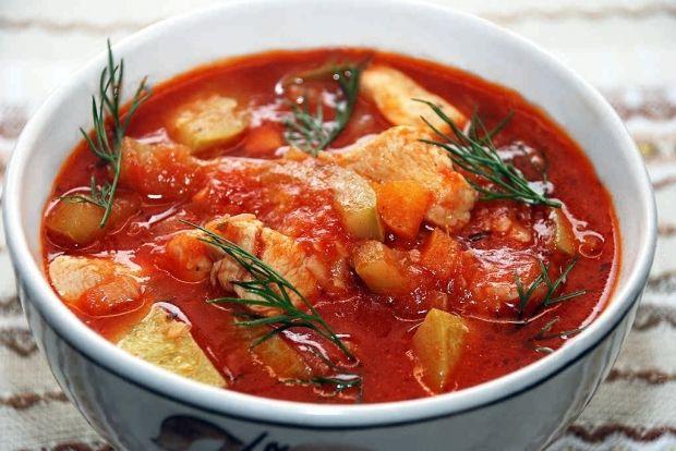 Рецепт томатного супа для похудения. Эффективно и просто
