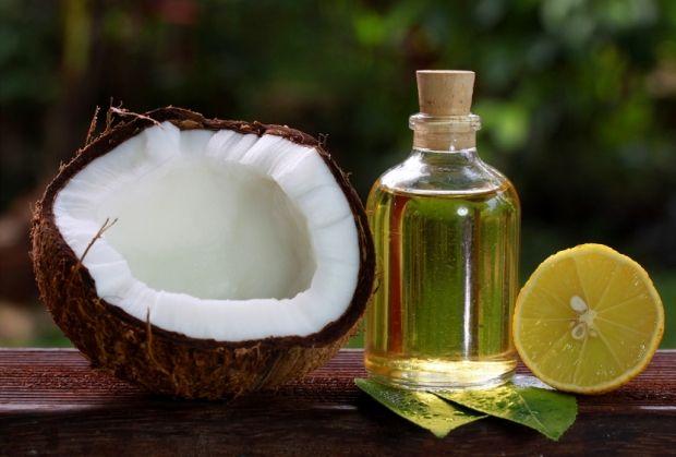 Маска для лица с кокосовым маслом. Для любого типа кожи