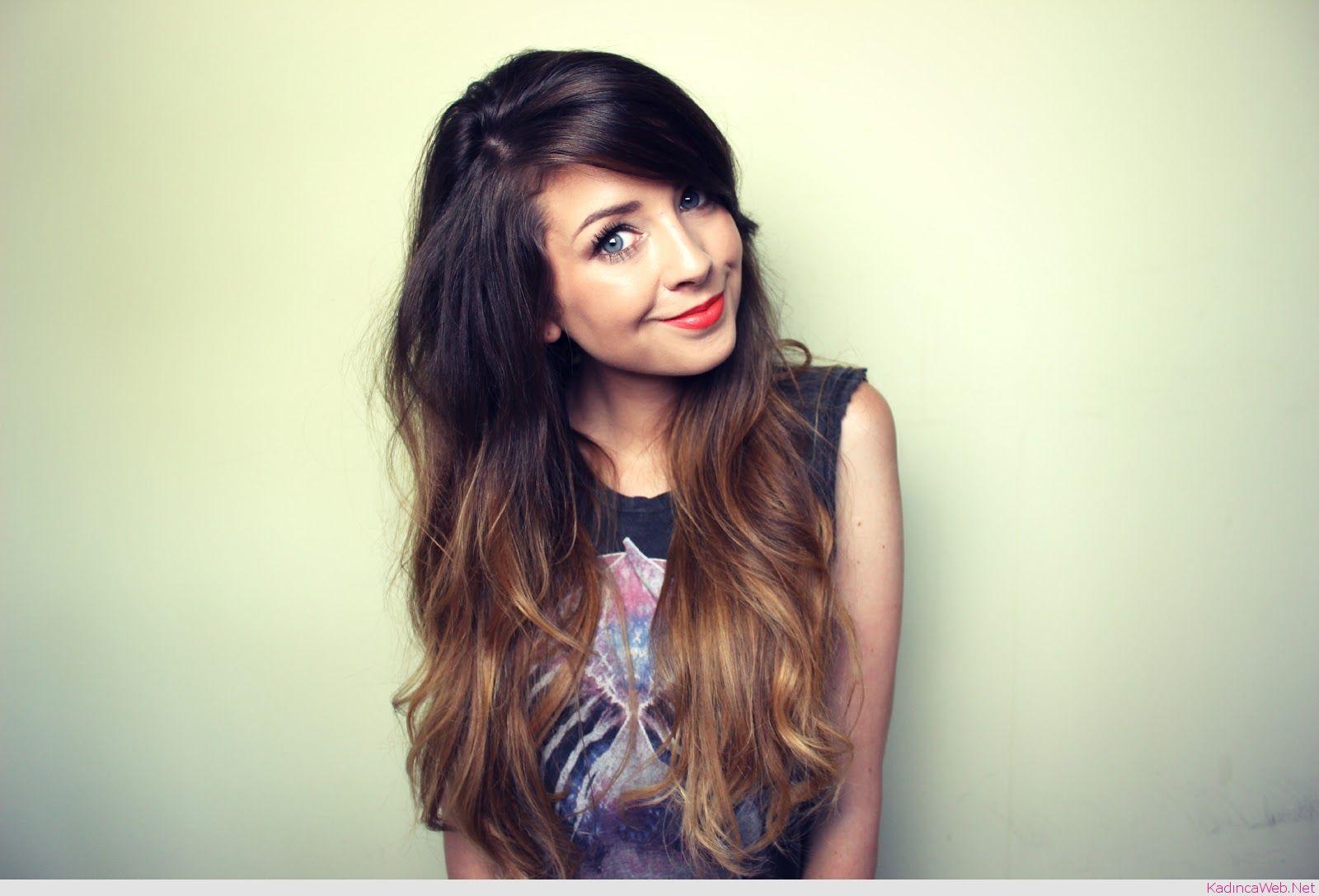 как покрасить волосы омбре фото