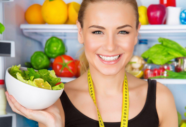 меню пятиразового питания для похудения на неделю