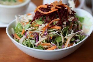 Рецепт салата Щетка для похудения. Популярен и действенен