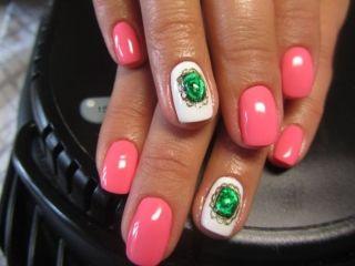 Как делать жидкие камни на ногтях? Пора привлекать внимание