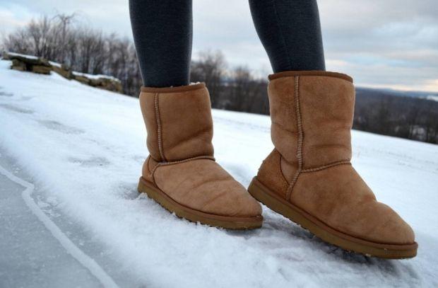 С чем носить угги зимой? Мода, стиль и тепло