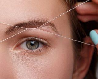Как выщипать брови ниткой? Правильная техника