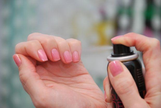 Как быстро высушить лак на ногтях? Советы и секреты