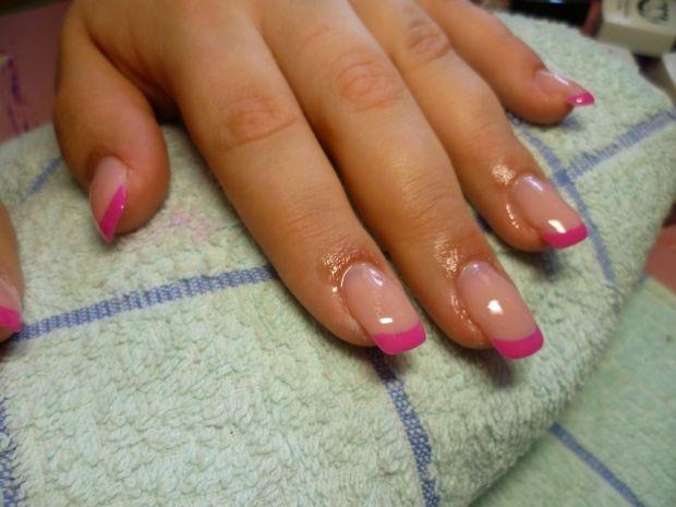 Как укрепить ногти акриловой пудрой? Сама себе мастер