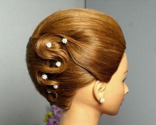 Как сделать ракушку для волос? Разные техники на выбор