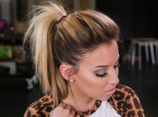 Как сделать начёс на длинные волосы? Когда хочется выделиться