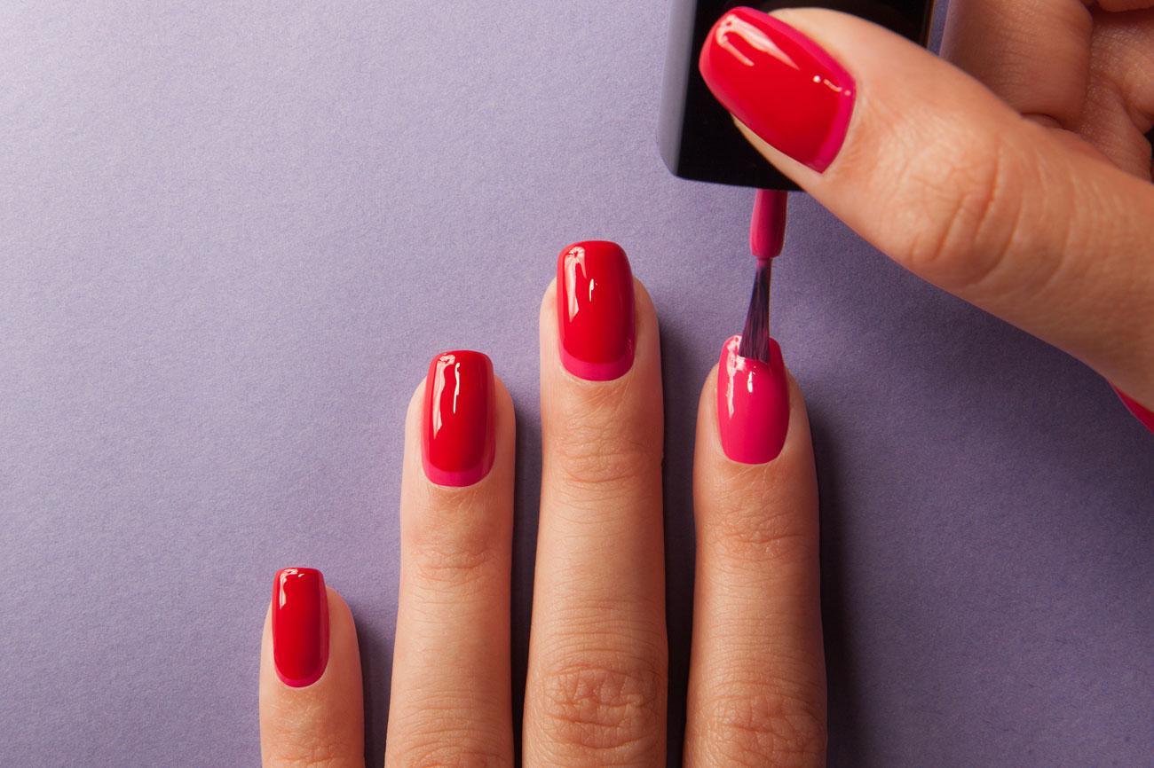 Как самой накрасить ногти