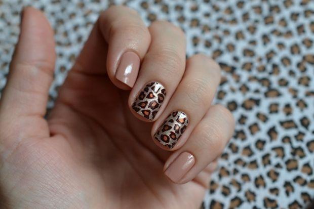 Как сделать леопардовый рисунок на ногтях? Когда в душе ты кошка