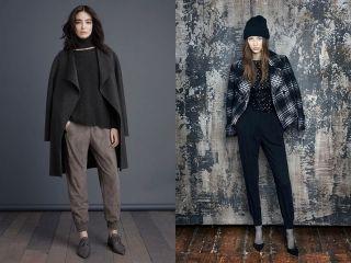 С чем носить женские брюки джоггеры? Свежие идеи