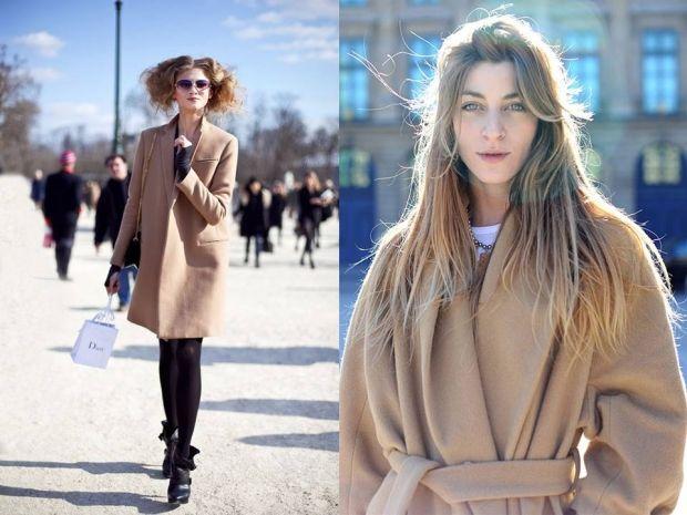С каким шарфом носить бежевое пальто? Внимание к деталям