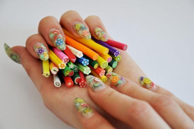 Как пользоваться фимо палочками для дизайна ногтей? Доступно о простом