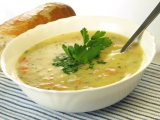Рецепт диетического овощного супа пюре. Вкусно и эффективно