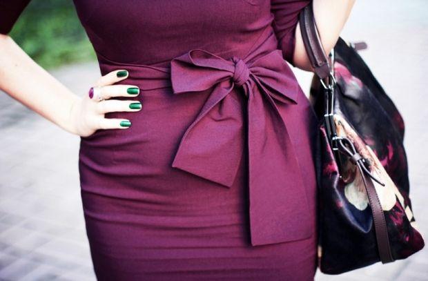 С какими цветами сочетается фиолетовый в одежде? Правильная мода