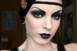 Как сделать макияж в стиле Гэтсби? Ретро привлекательность